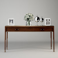 Baker Rill Hall Table - 4065