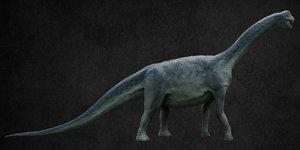 dinosaur camarasaurus model