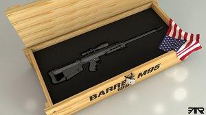 3D barret m95