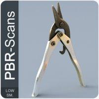 106 cutters sm 3D model
