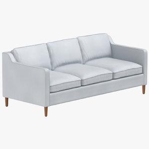 3D modern sofa