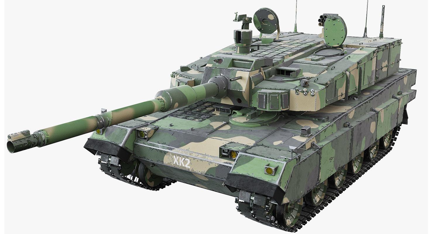 k2 black panther model