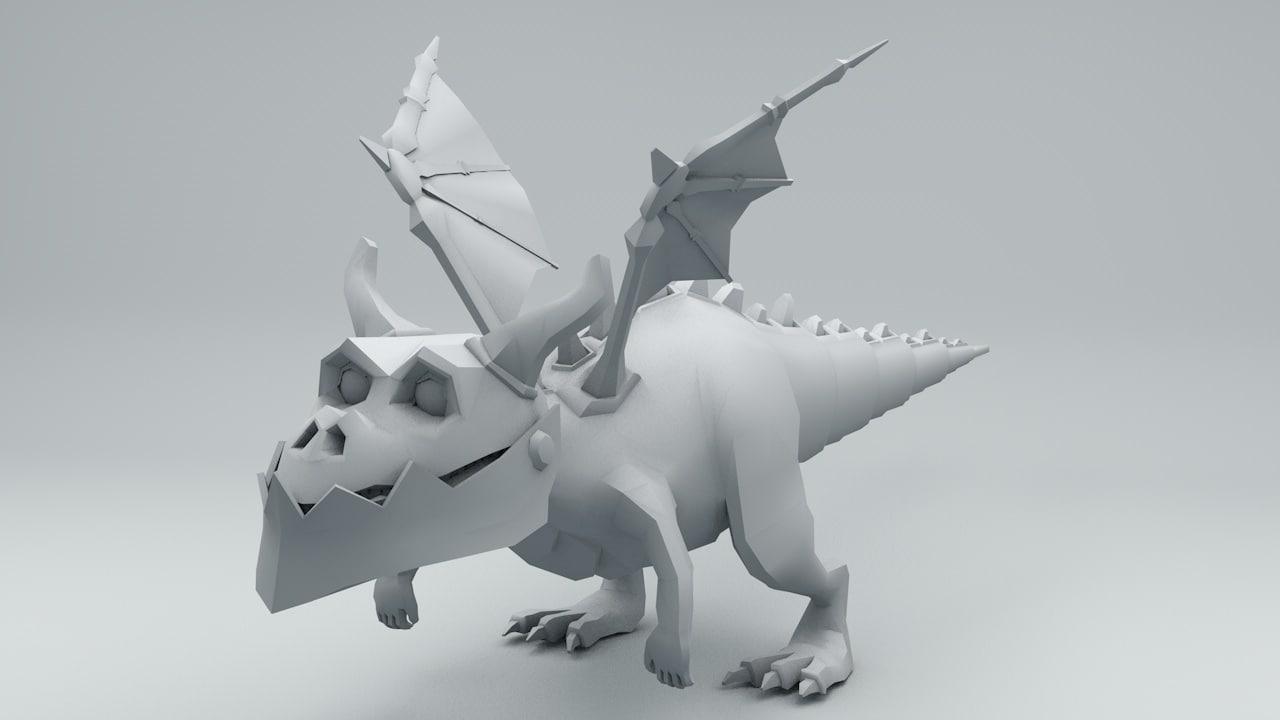 3D deathwing