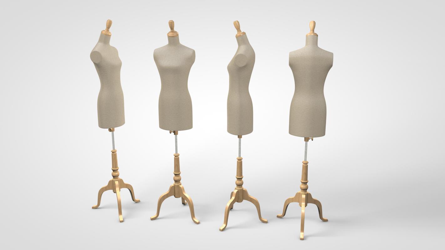 mannequin model