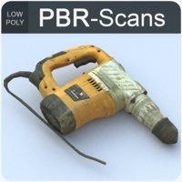 perforator scans 3D model