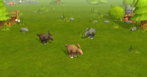 animals fantasy 3D