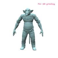 boss rat 3D