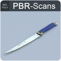 3D model 110 knife