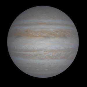 jupiter planet 3D