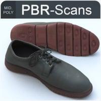 3D 137 shoe