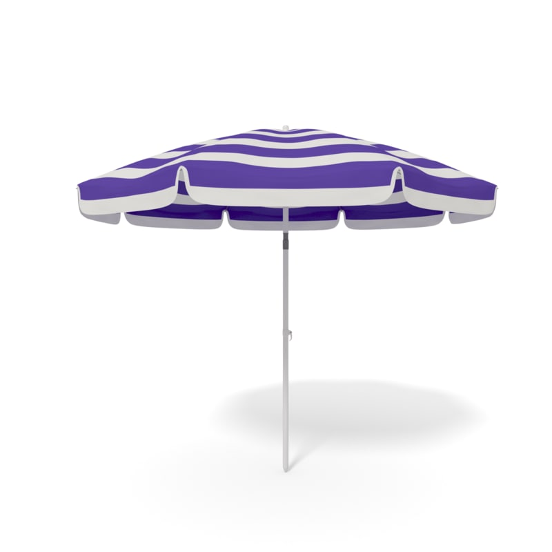 parasol umbrella beach 3ds