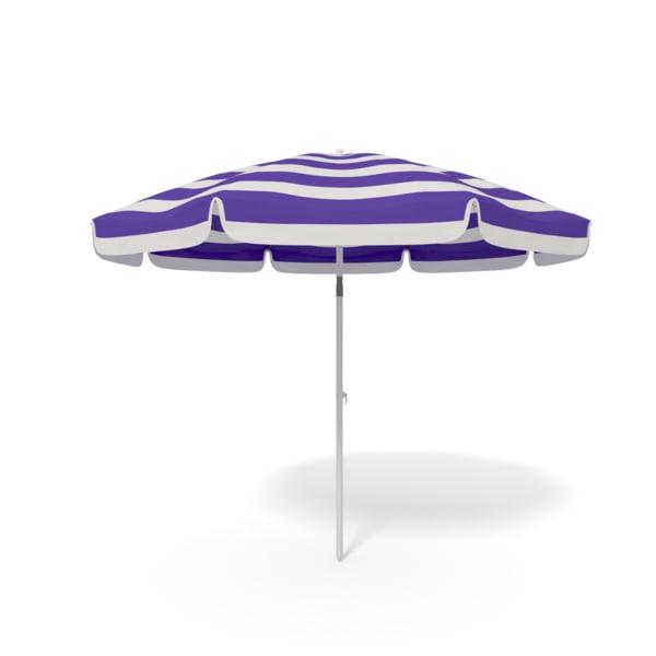 parasol umbrella beach 3ds