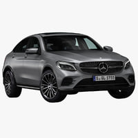 3ds 2017 mercedes-benz glc coupe