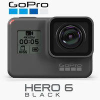 gopro hero6 black model