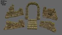 door wall 3D model