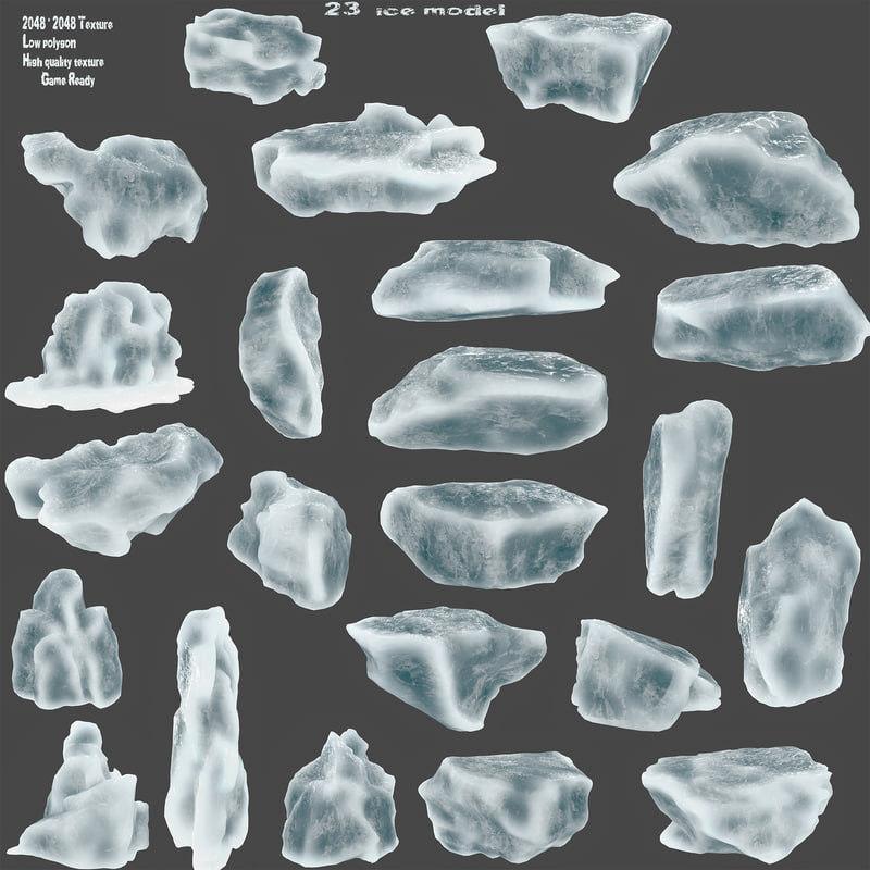 ice 3D