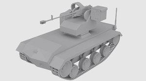 3D russian robot