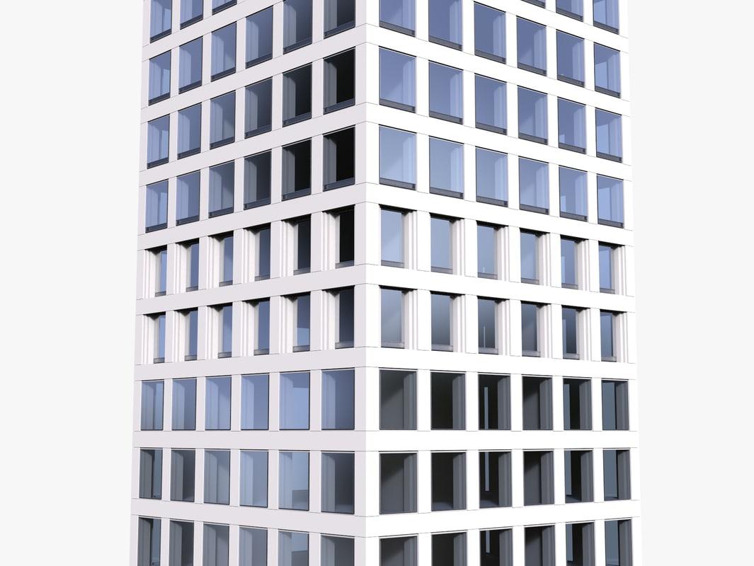 432 park avenue 3D model