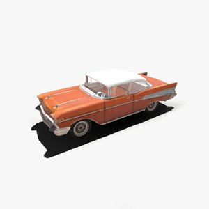 chevy realtime 3d model