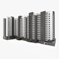 Multistore Residential Apartment