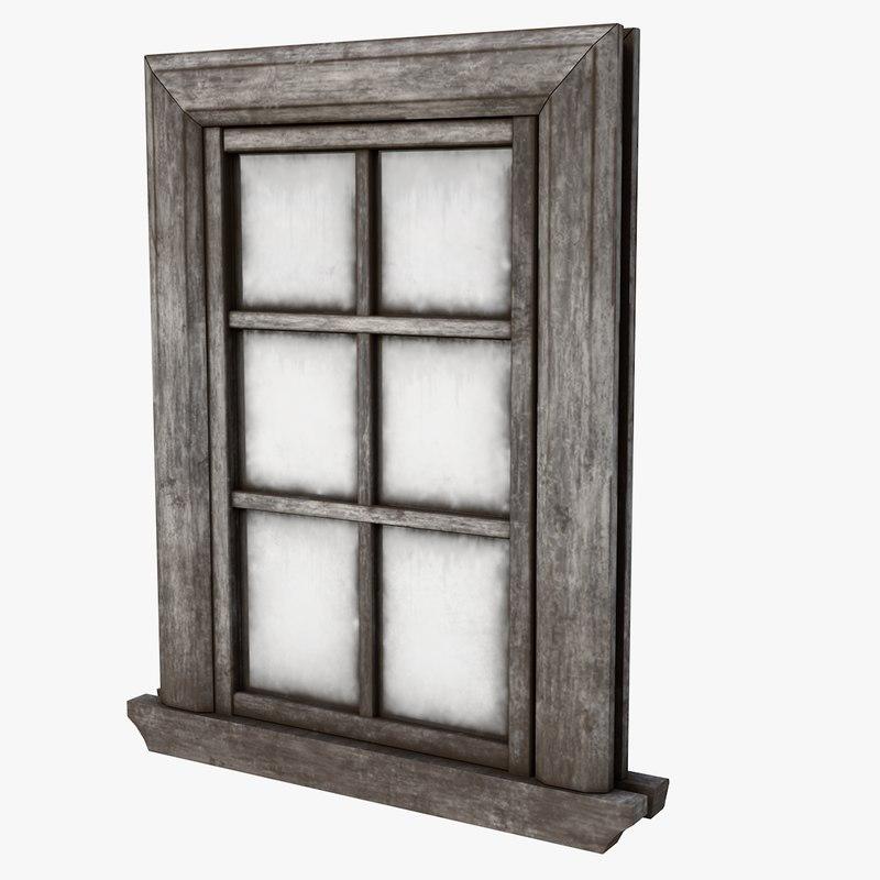 old window model