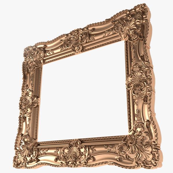frame x8 3D model