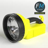3D power torch hr