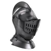 Medieval Knight Armet Helmet