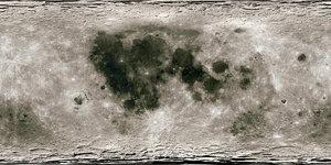 Moon 16k Textures