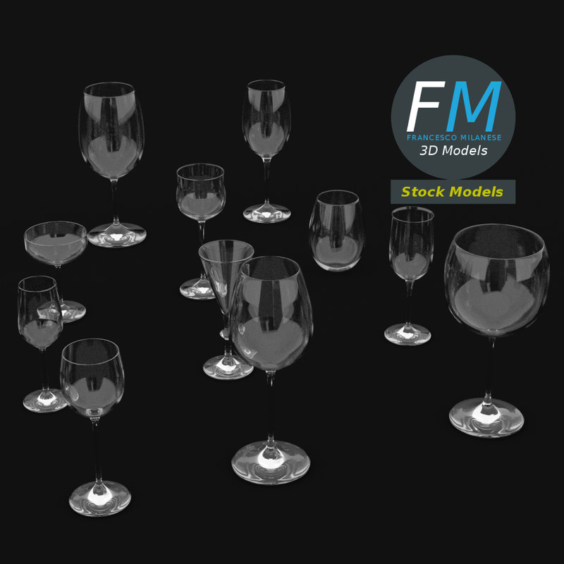wine glasses hr max