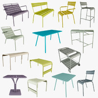 Fermob Luxembourg Furniture Set