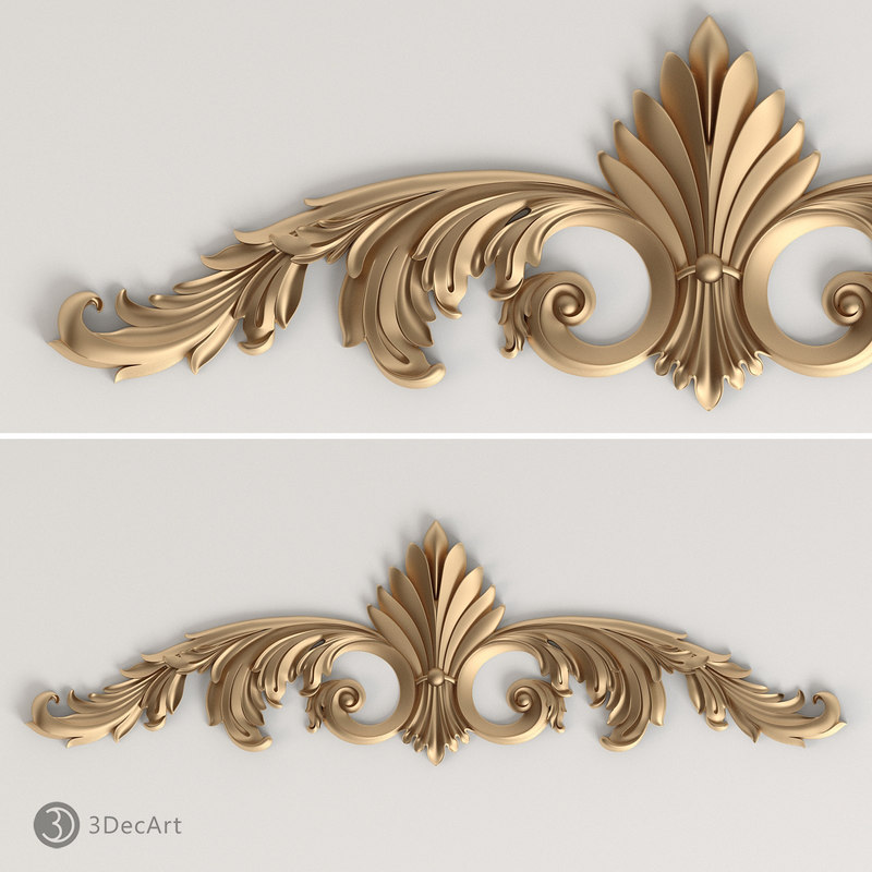 max decorative onlay