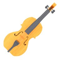 violin games classical 3D model
