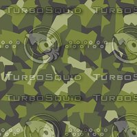 Cammo Pattern Swedish Army