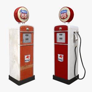 petrol station old max