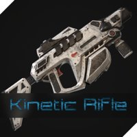Kinetic rifle