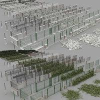 15+15 modular walls