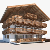 Apartment Building Tyrolean 15