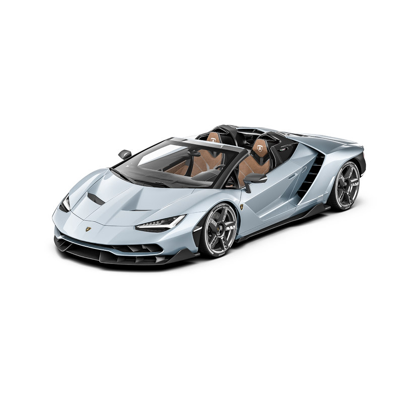 lamborghini centenario roadster 3D model