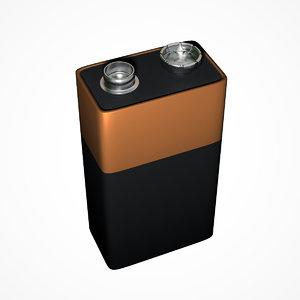 lwo 9v battery