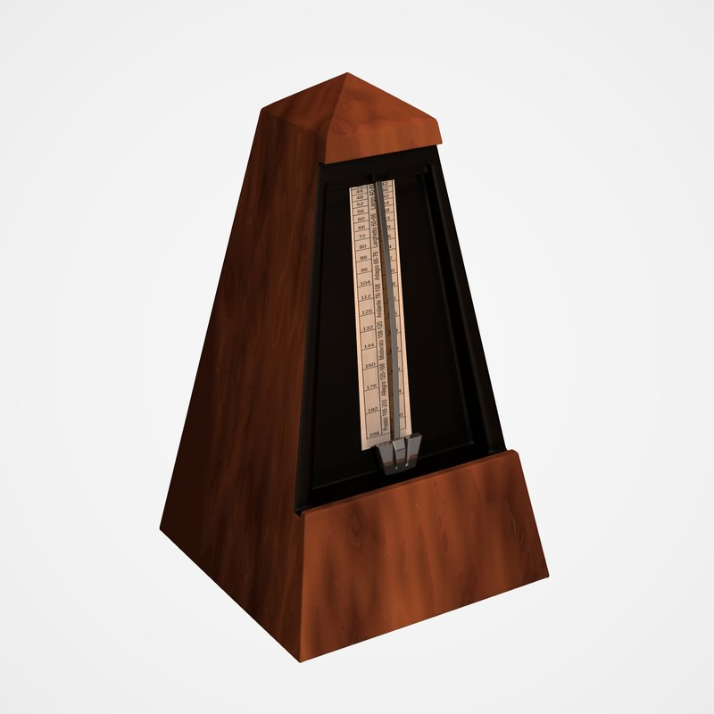 3ds metronome lightwave