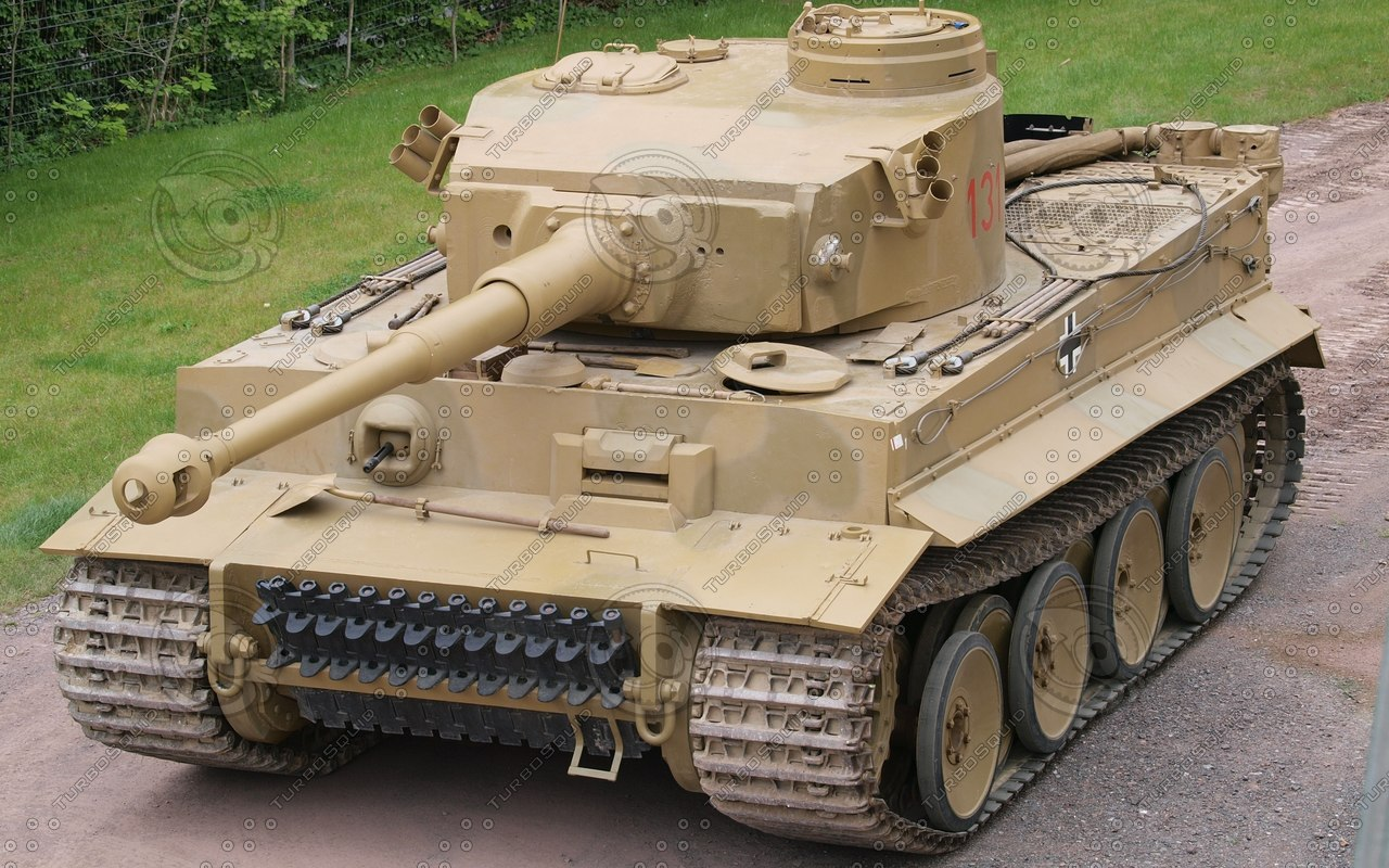 tiger tank autodesk inventor 3D model