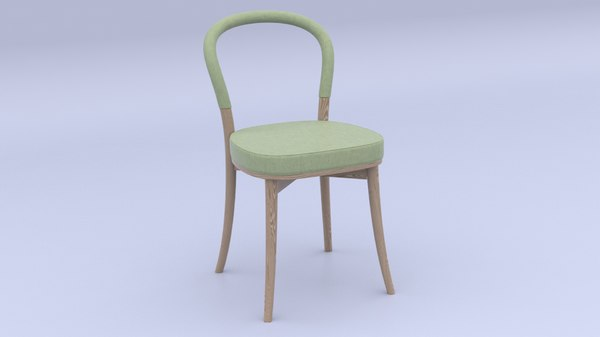 3D goteborg chair erik gunnar