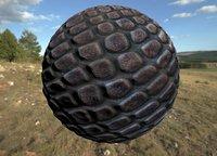 Crocodile/Dragon Skin HD - SEAMLESS TEXTURE