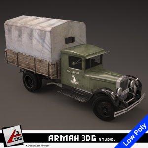 3D zis model