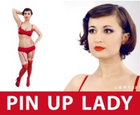 Pin Up Lady