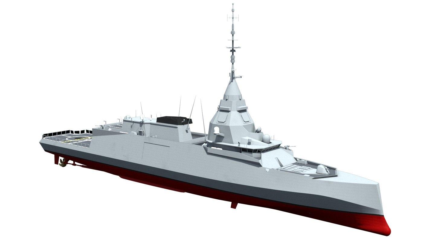 3d belharra frigate