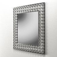 3D crystal mirror