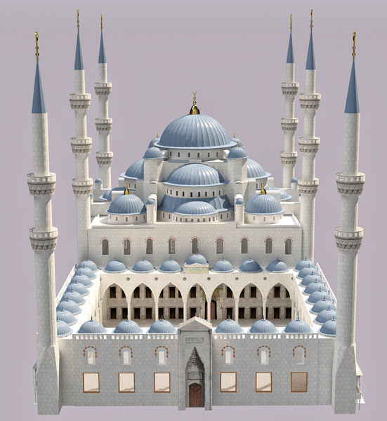 max mosque sultan ahmed