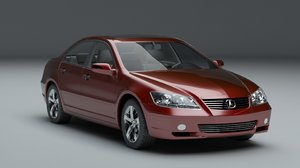 acura rendered final 3ds